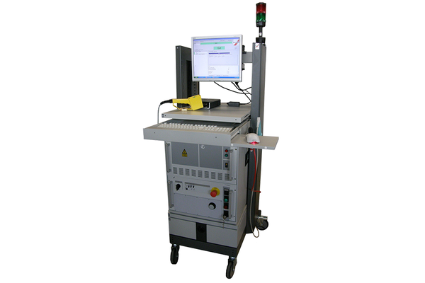 Simple and versatile supply channel testing with mobile test systems from ELABO